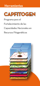 Brochure cover (Spanish)