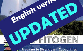 The CAPFITOGEN tools User's Manual in English has been updated!