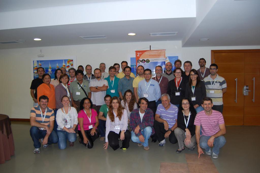 Regional Workshop, Florianópolis (Brasil) May 2014