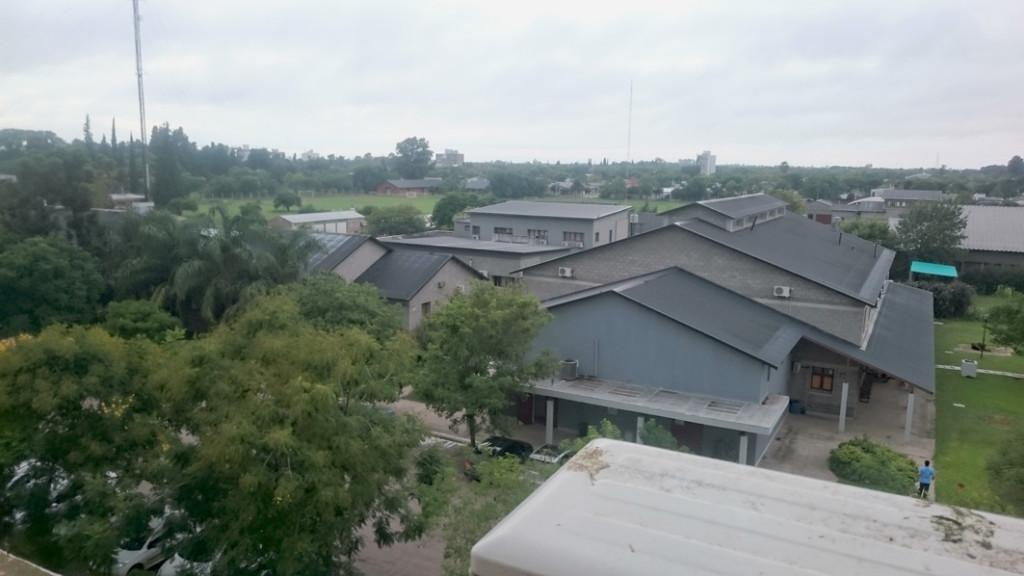 Parte del campus UNL