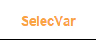 Una nueva herramienta en la lista, SelecVar